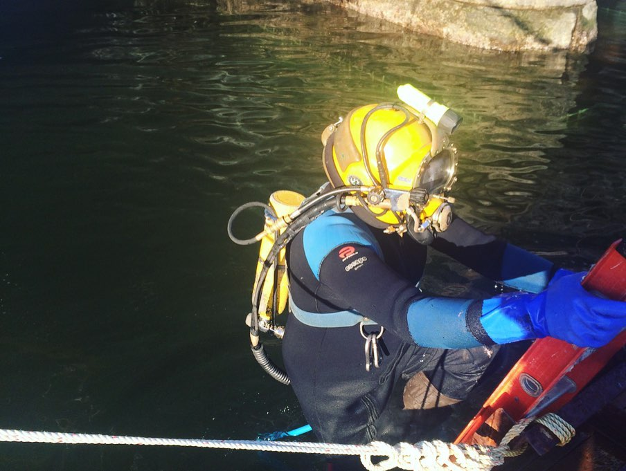 Best New England Commercial Diving Company